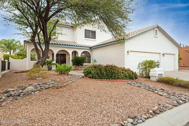 10697 N Thunder Hill Place, Tucson, AZ 85737 (#22107654) :: Keller Williams