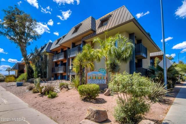 931 N Euclid Avenue #118, Tucson, AZ 85719 (MLS #22107660) :: The Property Partners at eXp Realty