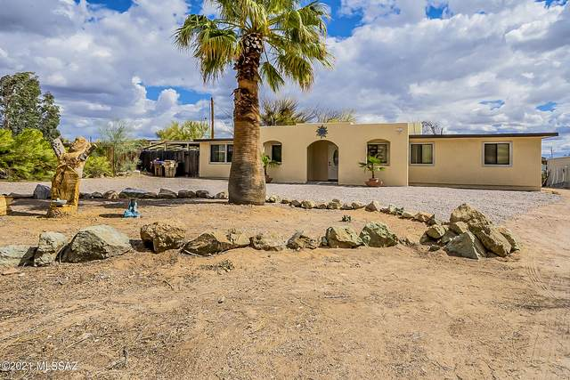 5500 N Northern Hills Drive, Tucson, AZ 85704 (#22107708) :: The Local Real Estate Group | Realty Executives