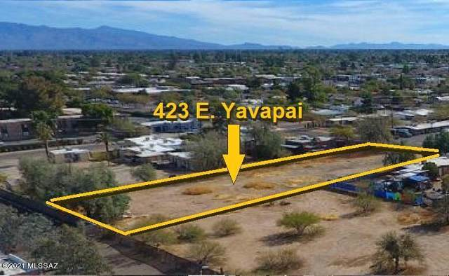 423 E Yavapai Road 423-431, Tucson, AZ 85705 (#22107729) :: Gateway Realty International