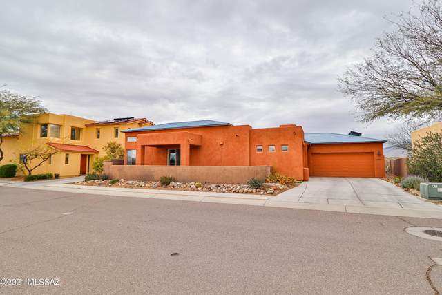 5037 S Hannah Heather Place, Tucson, AZ 85747 (#22107734) :: Tucson Real Estate Group