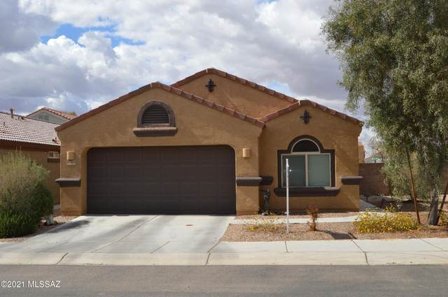 8769 N Black Pine Drive, Tucson, AZ 85743 (MLS #22107740) :: The Property Partners at eXp Realty