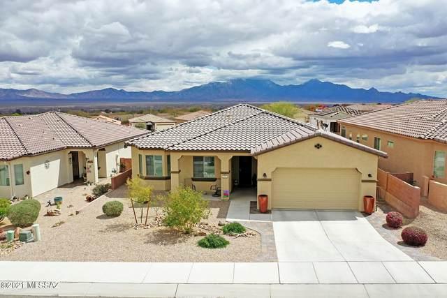780 N Camino Cerro La Silla, Green Valley, AZ 85614 (#22107762) :: Tucson Real Estate Group