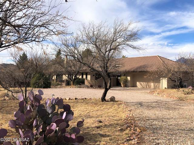 500 S 3rd Avenue, Patagonia, AZ 85624 (MLS #22107786) :: The Luna Team