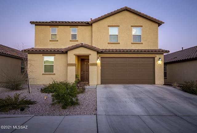 9094 N Wagon Spoke Court, Tucson, AZ 85742 (#22107804) :: Long Realty - The Vallee Gold Team