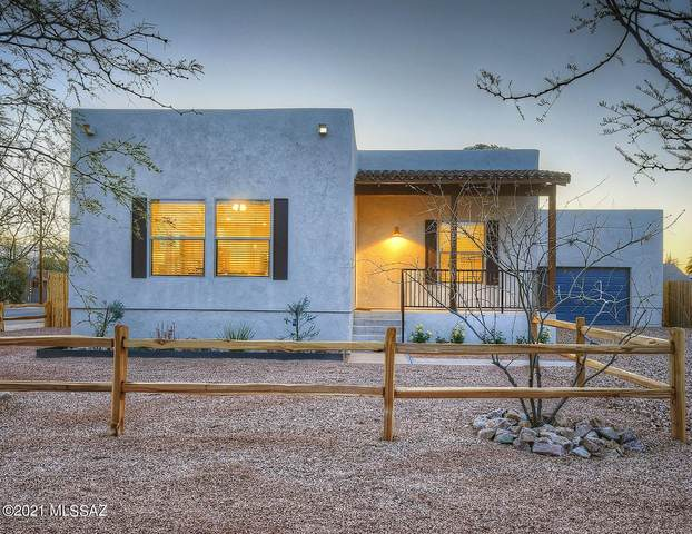 1668 N Jones Boulevard, Tucson, AZ 85716 (#22107805) :: Tucson Real Estate Group