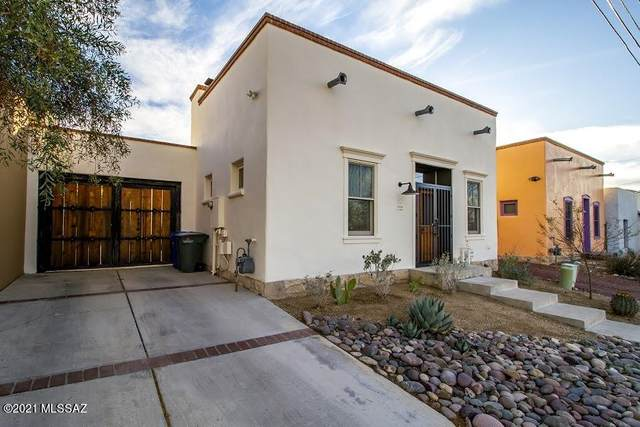 457 W 17th Street, Tucson, AZ 85701 (#22107815) :: Tucson Real Estate Group