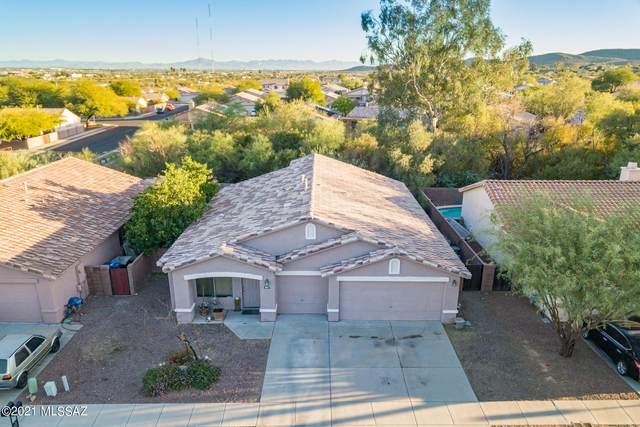 2621 W Junebug Place, Tucson, AZ 85713 (#22107830) :: Tucson Real Estate Group