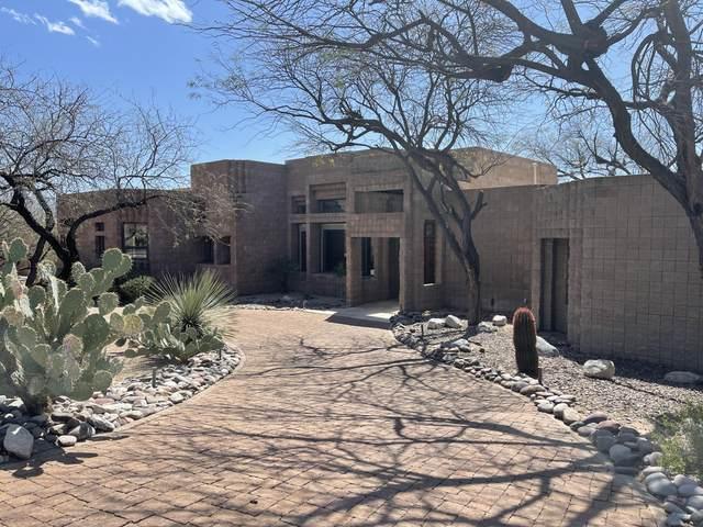 7180 E Ventana Canyon Drive, Tucson, AZ 85750 (MLS #22107836) :: My Home Group
