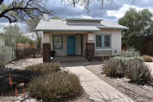 1816 E 7Th Street, Tucson, AZ 85719 (#22107871) :: Tucson Real Estate Group