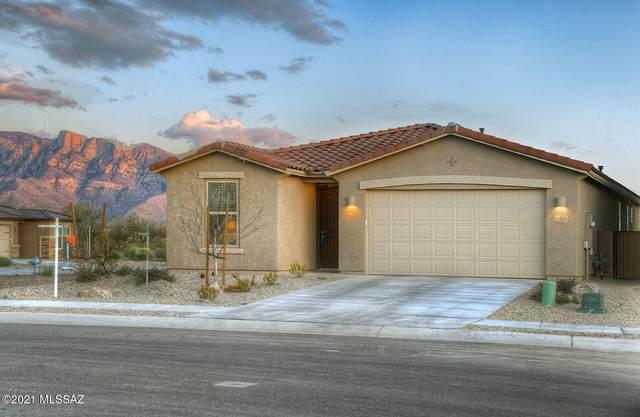 12825 N Oakhurst Loop, Oro Valley, AZ 85755 (#22107884) :: Long Realty - The Vallee Gold Team