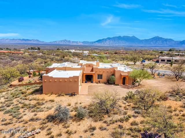 630 W Paseo Santa Isabel, Green Valley, AZ 85622 (#22107907) :: Long Realty Company