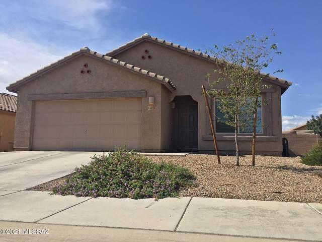 11512 W Stone Hearth Street, Marana, AZ 85658 (#22107920) :: The Josh Berkley Team