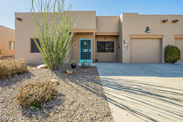 3848 S Camino Del Golfista, Green Valley, AZ 85614 (#22107924) :: The Local Real Estate Group | Realty Executives
