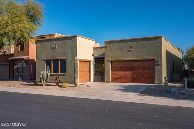 8360 N Mountain Stone Pine Way, Tucson, AZ 85743 (#22107932) :: Gateway Realty International