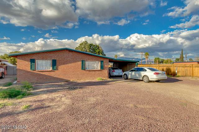 1301 N Craycroft Road, Tucson, AZ 85712 (MLS #22107933) :: The Property Partners at eXp Realty