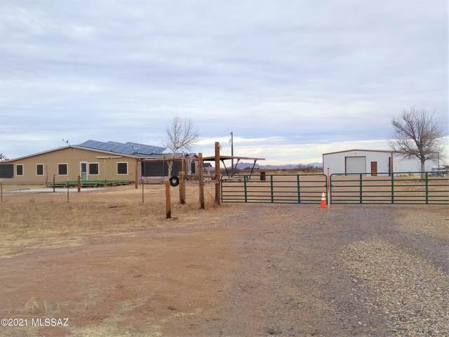 7250 E Camino Verde Drive, Pearce, AZ 85625 (MLS #22107937) :: The Luna Team