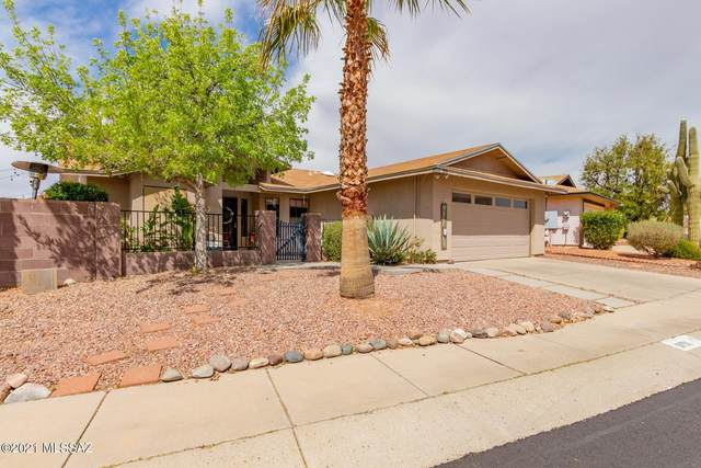 9701 N Donegal Place, Tucson, AZ 85742 (#22107938) :: The Local Real Estate Group | Realty Executives
