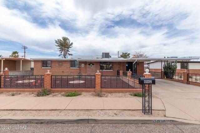 4942 E 25Th Street, Tucson, AZ 85711 (#22107942) :: Tucson Real Estate Group