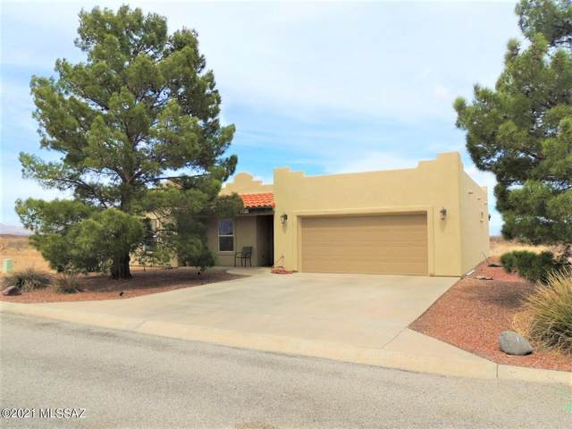 919 E Pinon Place, Pearce, AZ 85625 (MLS #22107973) :: The Property Partners at eXp Realty
