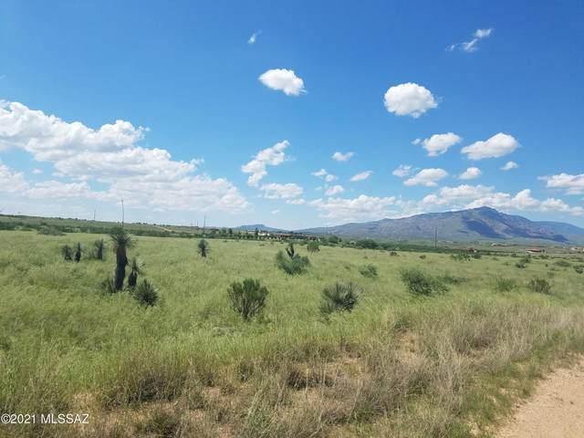 29 Platted Lots - Mescal Road #13, Benson, AZ 85602 (MLS #22107975) :: The Luna Team