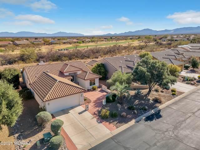 2235 E Desert Squirrel Court, Green Valley, AZ 85614 (#22108000) :: The Local Real Estate Group | Realty Executives