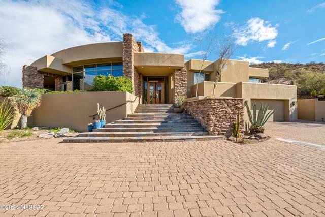 14052 N Dove Canyon Pass, Marana, AZ 85658 (#22108006) :: Long Realty - The Vallee Gold Team