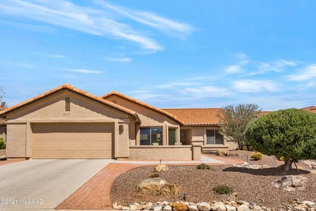 62174 E Briarwood Drive, Tucson, AZ 85739 (MLS #22108009) :: My Home Group