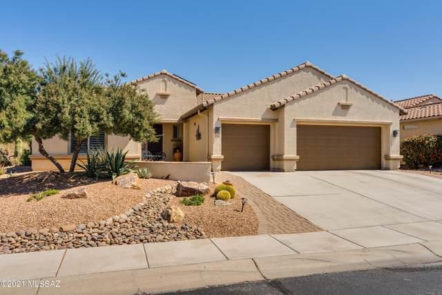 750 N Alexis Loop, Green Valley, AZ 85614 (#22108024) :: Long Realty - The Vallee Gold Team