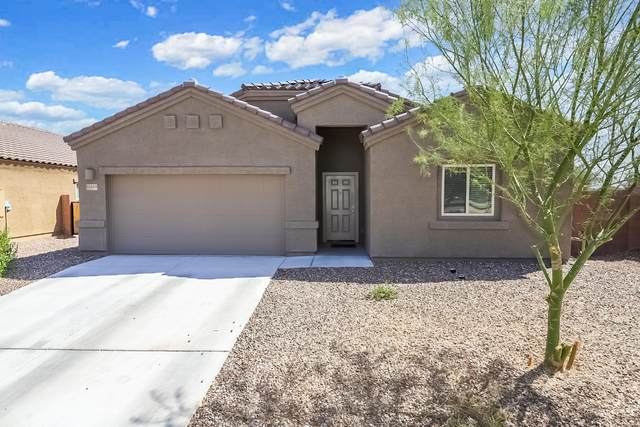 12824 N Benoni Court, Marana, AZ 85653 (#22108027) :: Long Realty - The Vallee Gold Team