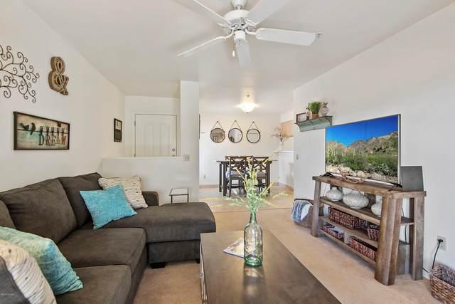 5751 N Kolb Road #5207, Tucson, AZ 85750 (#22108029) :: Luxury Group - Realty Executives Arizona Properties