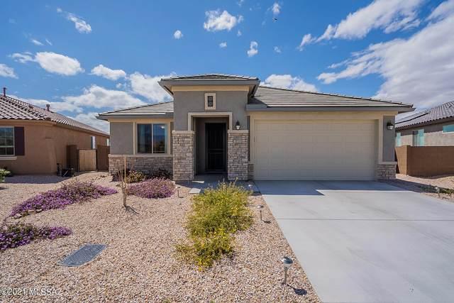 4951 W Bellini Way, Tucson, AZ 85742 (#22108035) :: Tucson Real Estate Group
