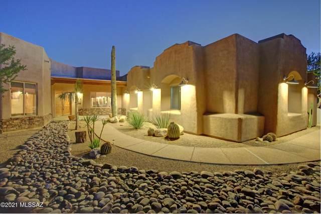 155 W Linda Vista Boulevard, Oro Valley, AZ 85704 (#22108050) :: Gateway Realty International