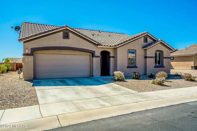 14187 N Bronze Statue Avenue, Marana, AZ 85658 (#22108087) :: Tucson Real Estate Group