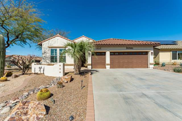 2145 E Bluejay Vista Lane, Green Valley, AZ 85614 (#22108109) :: Tucson Real Estate Group