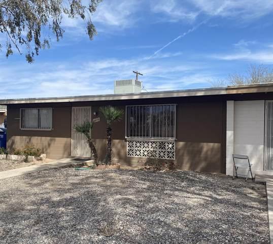 3619 E Ellington Place, Tucson, AZ 85713 (MLS #22108131) :: The Luna Team
