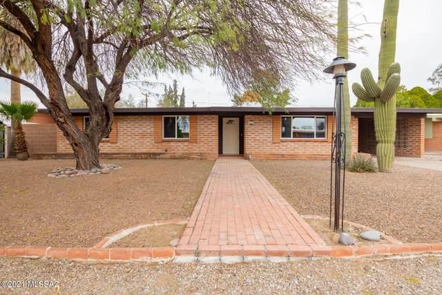 6131 E Eastland Street, Tucson, AZ 85711 (#22108186) :: Gateway Realty International