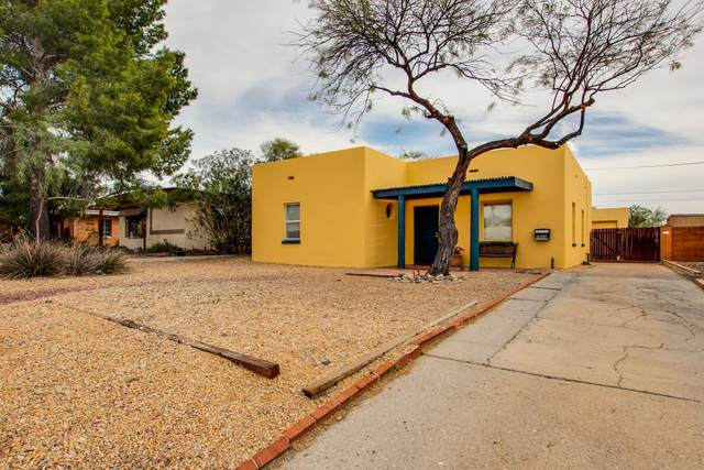 1920 E 10th Street, Tucson, AZ 85719 (#22108188) :: Long Realty - The Vallee Gold Team