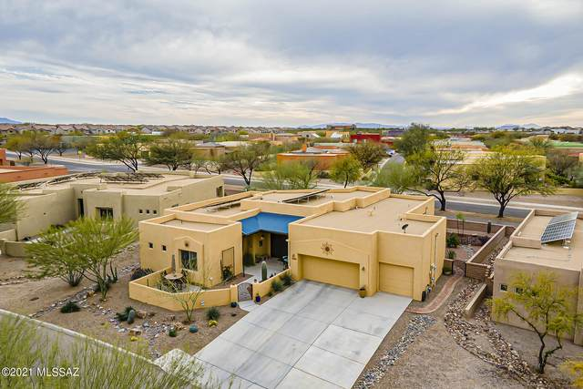 5598 S Creosote Ridge Way, Tucson, AZ 85747 (#22108214) :: Gateway Realty International