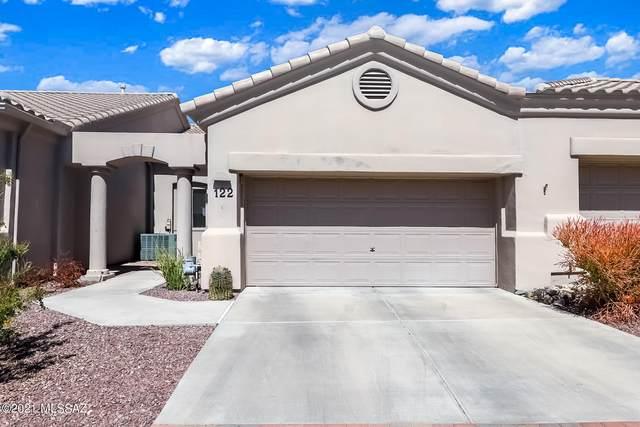 13401 N Rancho Vistoso Blvd #122, Oro Valley, AZ 85755 (#22108247) :: Kino Abrams brokered by Tierra Antigua Realty