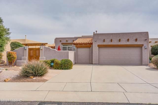 2791 S Fade Drive, Green Valley, AZ 85614 (#22108250) :: Long Realty Company
