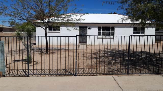 950 W Calle Milu, Tucson, AZ 85706 (#22108279) :: The Local Real Estate Group | Realty Executives