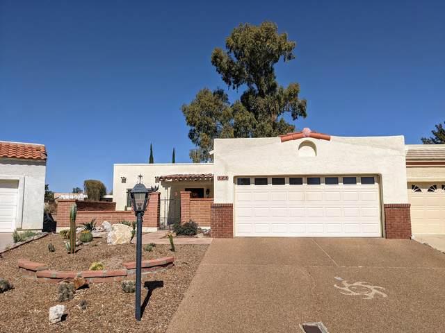 124 E Paseo De Golf, Green Valley, AZ 85614 (MLS #22108289) :: The Property Partners at eXp Realty