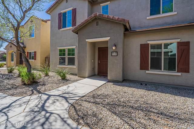 11023 E Midnight Moon Lane, Tucson, AZ 85747 (#22108312) :: Tucson Real Estate Group