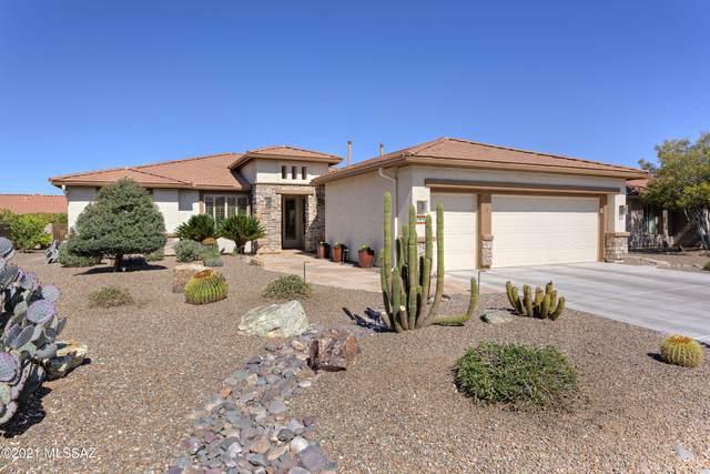 1915 N Oak Hill Lane, Green Valley, AZ 85614 (#22108320) :: Tucson Real Estate Group