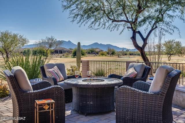 1940 N Oak Hill Lane, Green Valley, AZ 85614 (#22108336) :: Tucson Real Estate Group