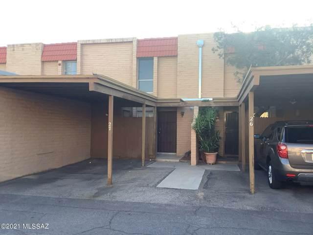 2875 N Tucson Boulevard #27, Tucson, AZ 85716 (MLS #22108370) :: My Home Group