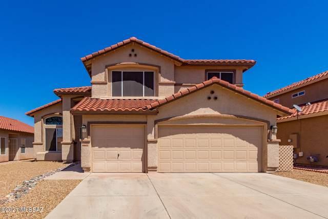 8985 E Rainsage Street, Tucson, AZ 85747 (MLS #22108402) :: The Property Partners at eXp Realty