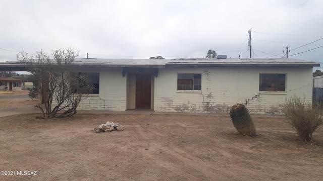 203 N Orr Avenue, Benson, AZ 85602 (#22108416) :: Tucson Real Estate Group