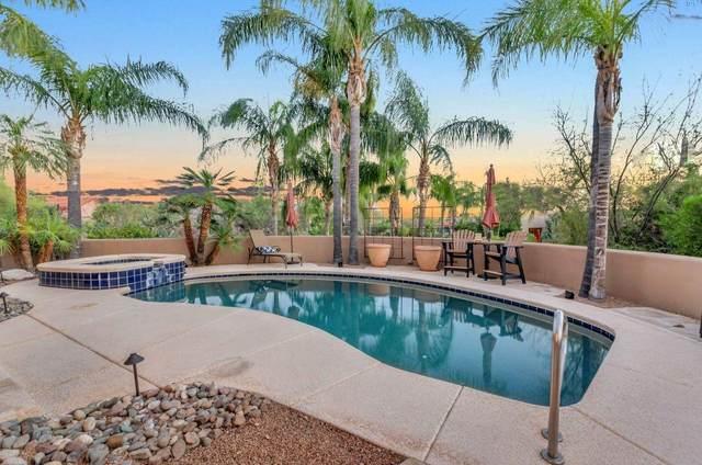 6872 E Desert Wind Court, Tucson, AZ 85750 (#22108423) :: Kino Abrams brokered by Tierra Antigua Realty